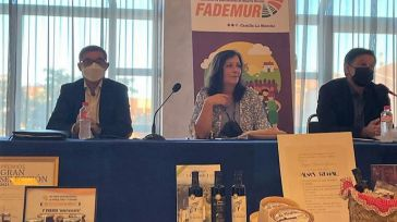 La Diputación de Toledo comparte los objetivos de las mujeres rurales para que se reconozca su trabajo y su relevancia social