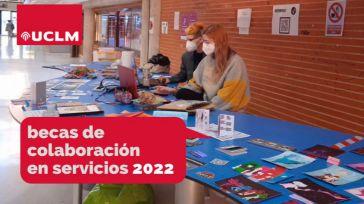 Abierto el plazo de solicitud de las becas de colaboración en servicios para estudiantes de grado y máster de la UCLM
