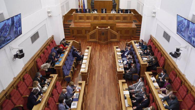 El Debate sobre el Estado de la Región culmina con la aprobación de siete resoluciones socialistas