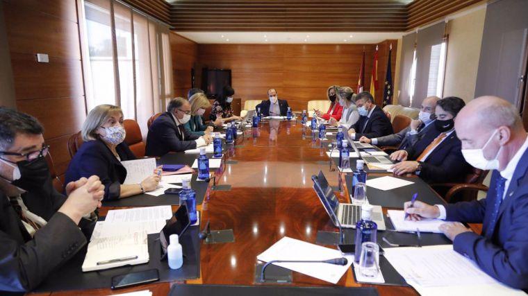 El próximo jueves las Cortes debatirán la enmienda la totalidad del PP a la Ley de Cámara de Cuentas