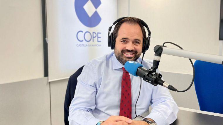 Núñez defiende que el Debate sobre el Estado de la Región demostró que el PP tiene