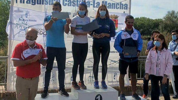 La Diputación de Toledo, de nuevo junto al deporte del piragüismo en Talavera de la Reina