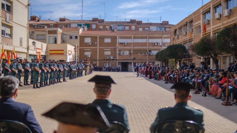Tierraseca considera a la Guardia Civil