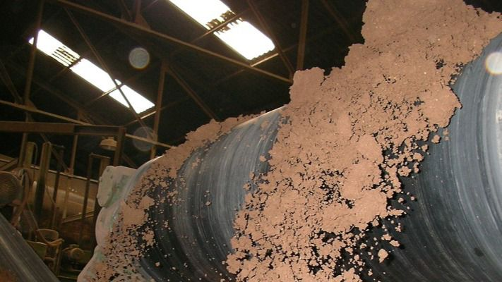 La subida de la factura del gas un 300% pone en riesgo a las fábricas de tejas y ladrillos de CLM