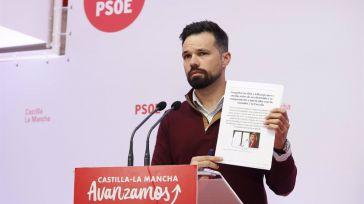 El PSOE insta a Núñez a decir 'alto y claro' que 'rompe' con Cospedal al presentar su candidatura a liderar el PP