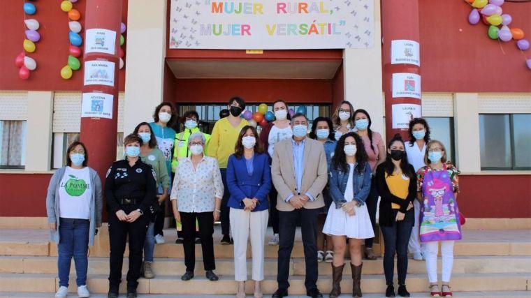 Fernández incide en la importancia de abordar la igualdad desde los centros educativos: 'Debe hacerse desde la base'