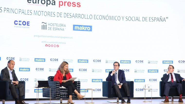 Encuentro Informativo Makro 'La hostelería, uno de los principales motores de desarrollo económico y social de España