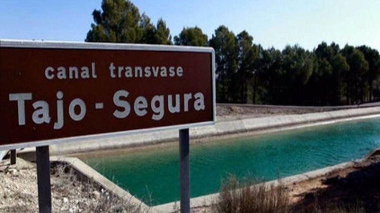 Autorizado un trasvase de 12hm3 del Tajo al Segura para el mes de octubre