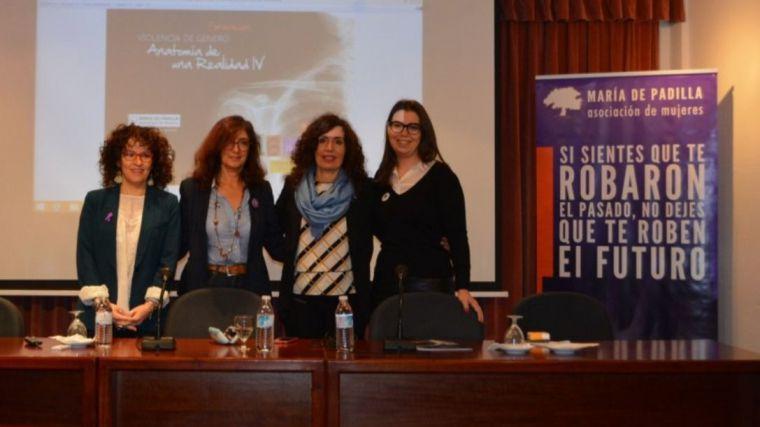 """La Diputación de Toledo colabora con la Asociación """"María de Padilla"""" para ayudar a mujeres víctimas de la violencia de género"""