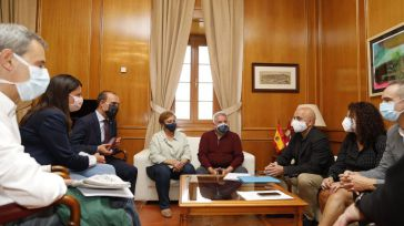 """Bellido anima """"a toda la sociedad de Castilla-La Mancha a combatir las consecuencias de la pobreza, pero también las causas"""""""