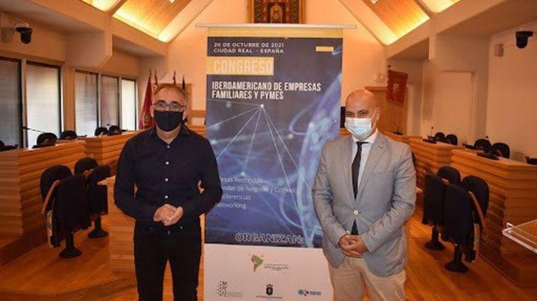 Ciudad Real acogerá el Congreso Iberoamericano de Empresas Familiares y Pymes