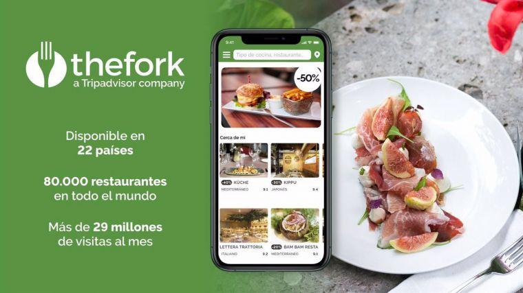 TheFork busca 400 empleados para apoyar los nuevos retos digitales de la hostelería