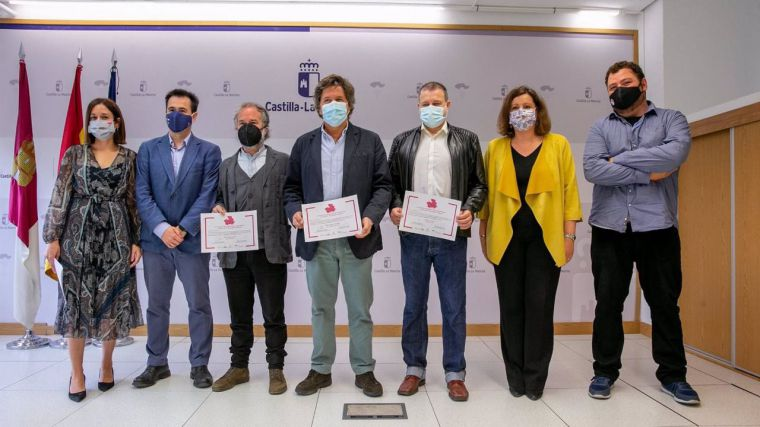Dos películas y un documental ganan el primer certamen de la Film Comission y rodarán en Albacete, Toledo y Puertollano