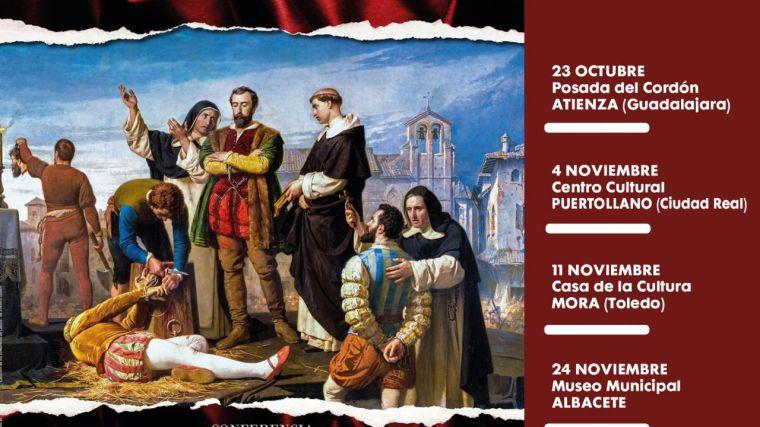 Las historiadoras María y Laura Lara Martínez imparten en seis localidades de CLM una conferencia sobre el Levantamiento de las Comunidades de Castilla
