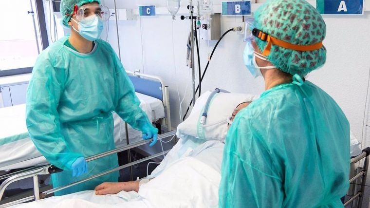 CLM vuelve a tener tres hospitales sin pacientes COVID, registra 86 casos nuevos y un fallecido