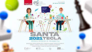 Vuelve la presencialidad en la celebración de la patrona de la Escuela Superior de Informática de Ciudad Real