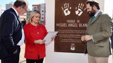 Núñez celebra el anuncio de Page sobre la ley para reconocer a víctimas del terrorismo y le exigirá que lo cumpla