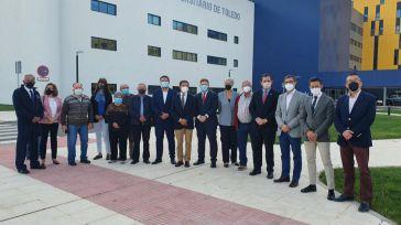 El Gobierno de Castilla-La Mancha pone en marcha un nuevo ASTRA en Burguillos de Toledo