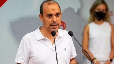 Pablo Bellido presenta su precandidatura a la Secretaria General del PSOE en Guadalajara