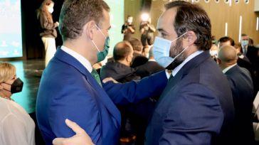 Núñez formalizará este sábado su candidatura y muestra su 'vocación firme' de continuar su proyecto al frente de PP C-LM