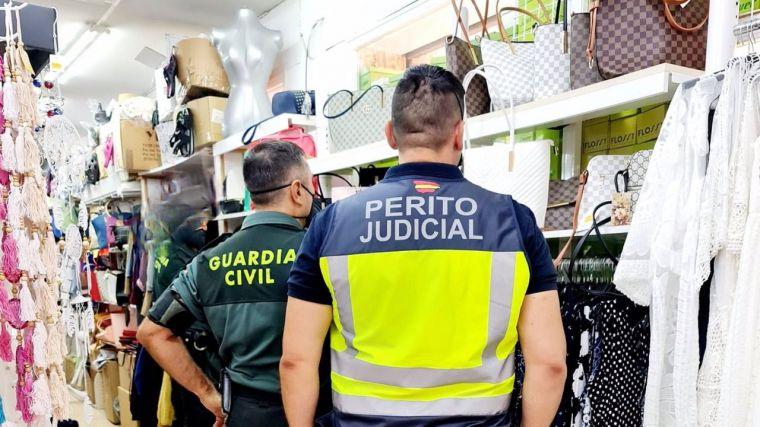 Más del 50% de los productos falsificados incautados en las fronteras de UE procede del comercio electrónico