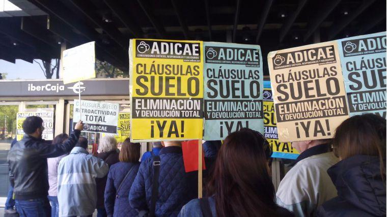 EL GOBIERNO ESTIMA EN 3.700 MILLONES DE EUROS EL IMPACTO DE LAS CLÁUSULAS SUELO