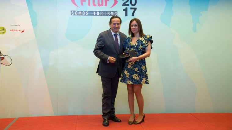 CASTILLA-LA MANCHA OBTIENE EL PREMIO AL MEJOR STAND DE FITUR 2017