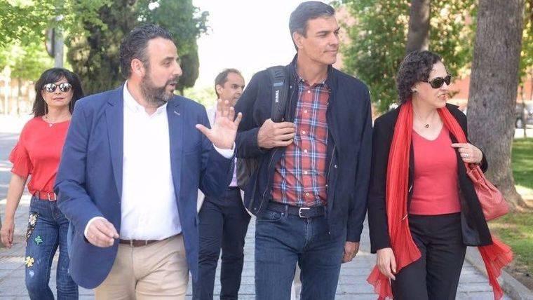 El alcalde de Azuqueca se postula como candidato a dirigir el PSOE regional