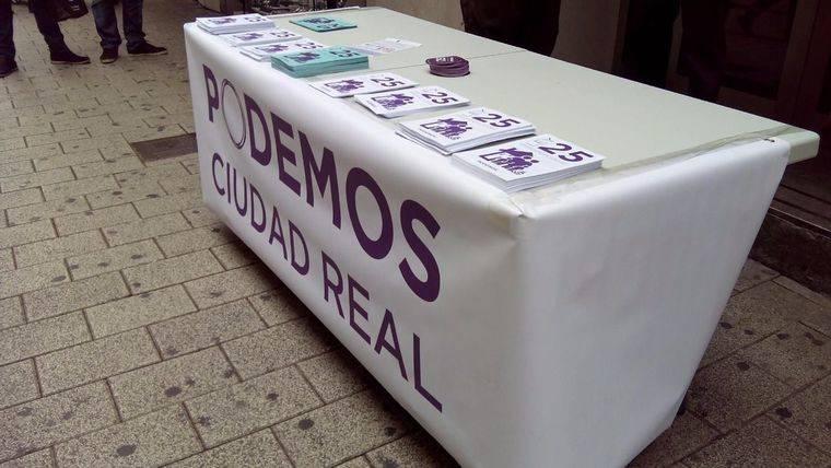 El Consejo Ciudadano de Podemos en Ciudad Real dimite tras las desavenencias con la cúpula del partido
