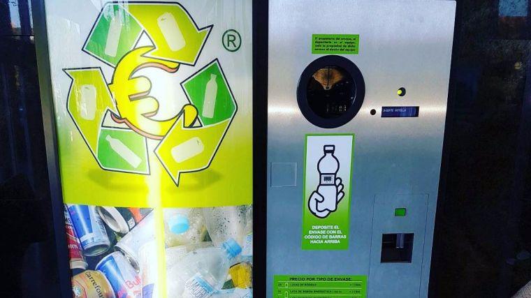 El reciclaje con incentivos, propuesta pionera en CLM que triunfa en Ciudad Real