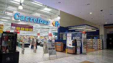 Carrefour, con 11 centros en CLM, combate su desplome en Bolsa a golpe de oferta
