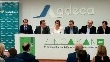 Globalcaja, patrocinador oficial del I Congreso Regional de Zonas Industriales