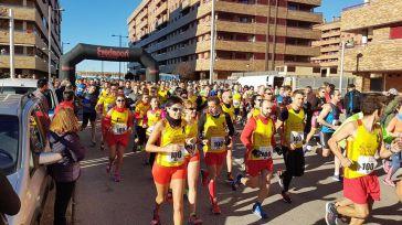 Seseña celebra este domingo la sexta edición de los 10 Km solidarios