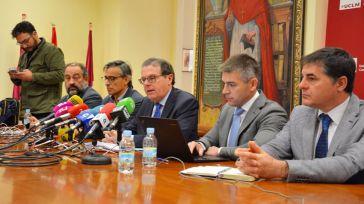 El rector apela a la responsabilidad del gobierno regional para evitar los recortes en la UCLM