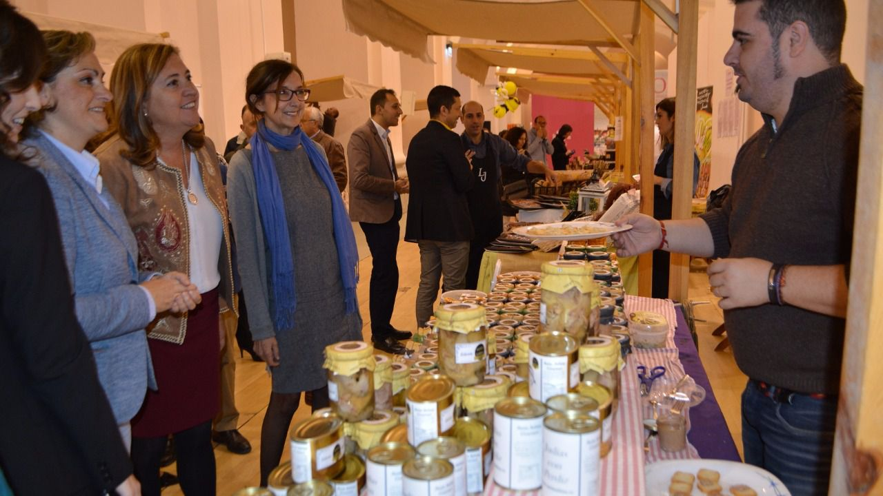 El Centro Cultural San Marcos acoge una muestra gastronómica de la ...