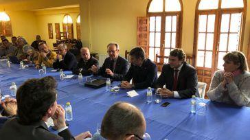 El presidente de Globalcaja participa en la Comisión Especial del Senado para luchar contre la despoblación de Cuenca