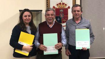 El Ayuntamiento de Madridejos suscribe dos convenios de colaboración con Cruz Roja