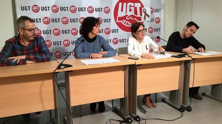 CCOO y UGT de Toledo llaman a secundar la huelga y las movilizaciones del 8 de marzo