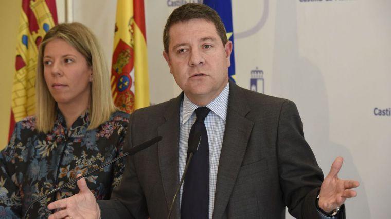 García-Page advierte a la Universidad con retener la financiación adicional de 20 millones de euros aprobada por las Cortes