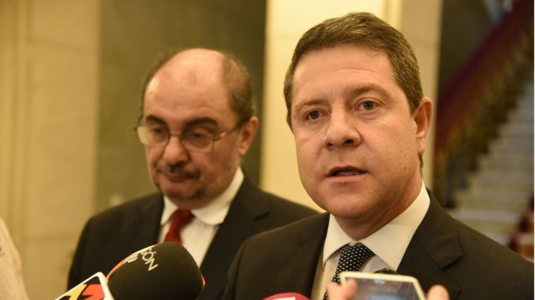 El PSOE nacional no quiso a García-Page en la cumbre de León sobre financiación