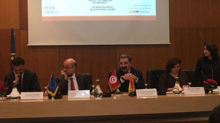 El SESCAM enseña a Túnez a mejorar su sanidad mientras debe 98 millones a sus proveedores