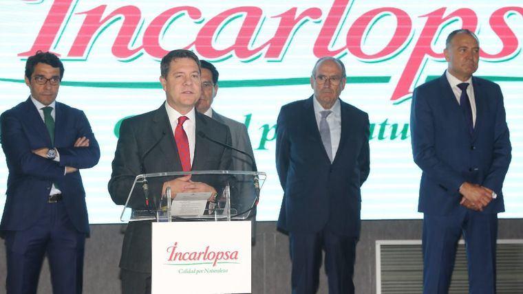 Incarlopsa donó 400.000 euros a la Fundación Impulsa que lleva a cabo labores de promoción del gobierno del presidente García-Page