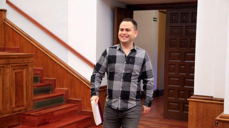 """David Llorente (Podemos): """"Las donaciones de Incarlopsa a Impulsa probablemente explican el trato de favor a la empresa"""""""