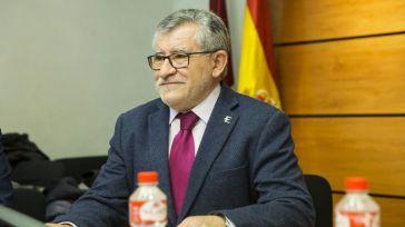 El consejero de Educación, Cultura y Deportes, Ángel Felpeto.