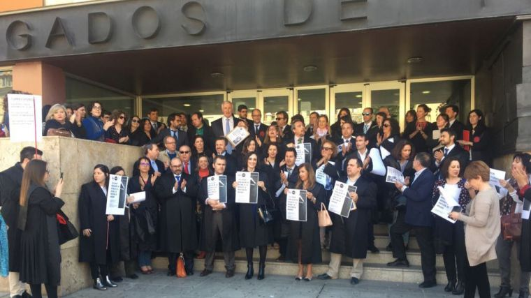 Los abogados de Toledo reclaman la dignificación del turno de oficio como garantía de la justicia gratuita