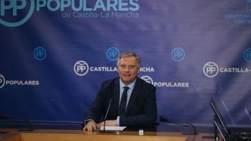 """Cañizares: """"Castilla-La Mancha vuelve a ser noticia nacional por la utilización de las instituciones de forma sectaria y partidista con Page"""""""