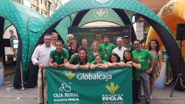 Seguros RGA, compañía de seguros de Globalcaja, cumple seis años como Aseguradora Oficial de La Vuelta
