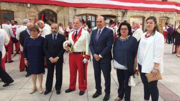 Latre participa en Molina en la festividad de la Virgen del Carmen