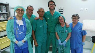 Un facultativo del Hospital de Ciudad Real obtiene el premio al médico joven con más proyección de la especialidad