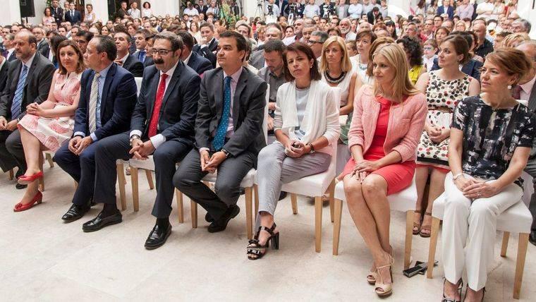 160 ALTOS CARGOS Y ASESORES: TODOS LOS HOMBRES DEL PRESIDENTE